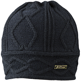 2013 Klim Women's Pow Beanie - Answer Women's Stacked Zip Hoody