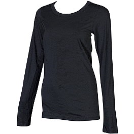 2013 Klim Women's Sierra Long Sleeve T-Shirt - Fly Racing Women's Glamaflage T-Shirt