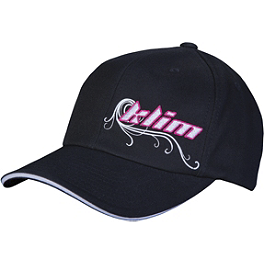 2014 Klim Women's Slide Cap - Factory Effex Pit Board
