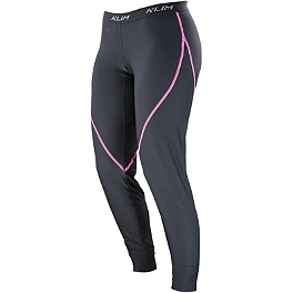 2014 Klim Women's Solstice Pants - EVS Epic Elbow Pads