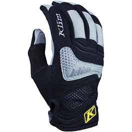 2014 Klim Women's Savanna Gloves - Z1R Ace Helmet