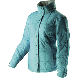 2014 Klim Women's Waverly Jacket - Cortech Women's Waterproof Hoody