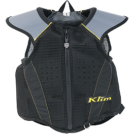 2014 Klim Youth Tek Vest - RG3 Gen 2 Top Triple Clamp - Blue