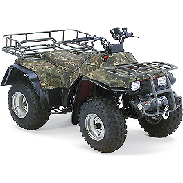 Kawasaki Genuine Accessories Body / Fender Cover - Mossy Oak - 2011 Kawasaki BAYOU 250 2X4 Kawasaki Genuine Accessories Seat Cover - Mossy Oak