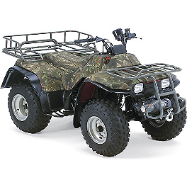 Kawasaki Genuine Accessories Seat Cover - Realtree - 2011 Kawasaki BAYOU 250 2X4 Kawasaki Genuine Accessories Seat Cover - Mossy Oak