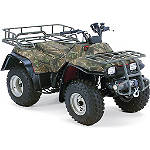 Kawasaki Genuine Accessories Seat Cover - Mossy Oak - Kawasaki OEM Parts Utility ATV Seats and Backrests