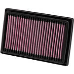 K&N Air Filter - CAN-AM - K&N Dirt Bike Fuel and Air