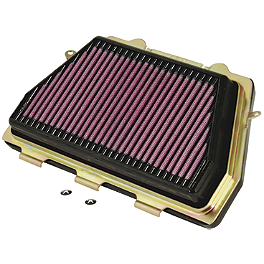 K&N Air Filter - Honda - Jardine RT-1 Slip-On Aluminum Exhaust
