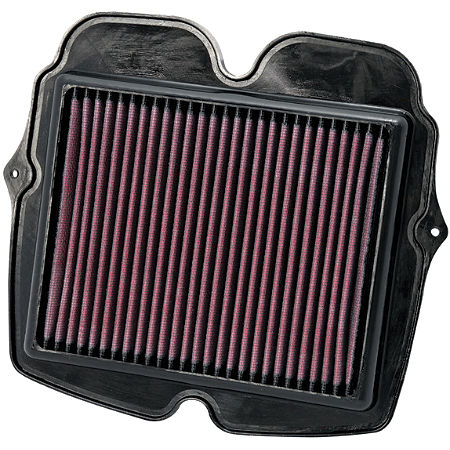 K&N Air Filter - Honda - Main