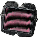 K&N Air Filter - Honda - Dirt Bike Air Filters, Cleaners & Fuel Filters
