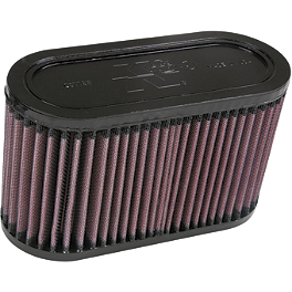 K&N Air Filter - Honda - 2010 Honda ST1300 EBC HH Brake Pads - Front