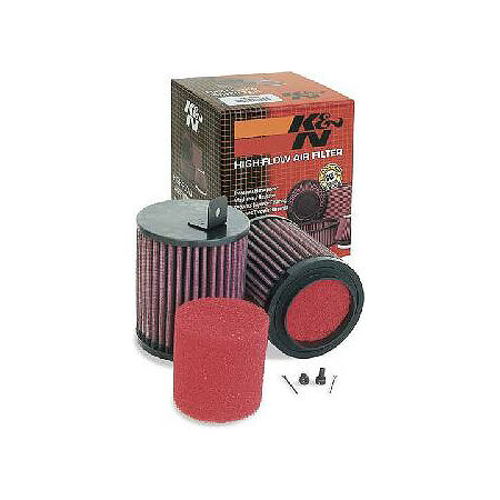 K&N Air Filter - Honda Pair - Main