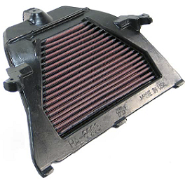 K&N Air Filter - Honda - 2006 Honda CBR600RR BikeMaster Air Filter