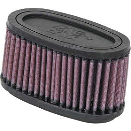 K&N Air Filter - Honda - 2007 Honda Shadow Spirit - VT750C2 BikeMaster Air Filter