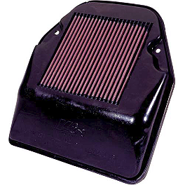 K&N Air Filter - Honda - 1997 Honda Magna 750 - VF750C BikeMaster Air Filter