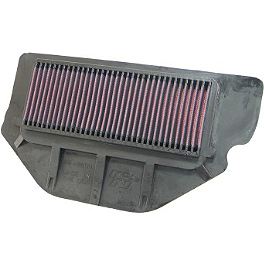 K&N Air Filter - Honda - 2000 Honda CBR929RR BikeMaster Air Filter