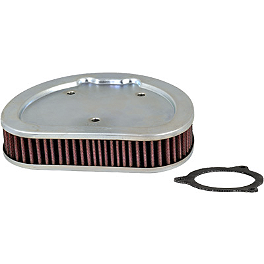 K&N Air Filter - Harley Davidson - 2013 Harley Davidson Road King - FLHR Dynojet Power Commander 5