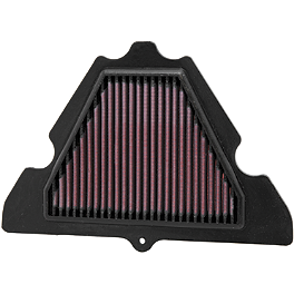 K&N Air Filter - Kawasaki - 2011 Kawasaki ZR1000 - Z1000 K&N Spin-on Oil Filter