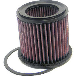 K&N Air Filter - 2012 Suzuki KING QUAD 750AXi 4X4 POWER STEERING Moose Cordura Seat Cover