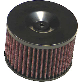 K&N Air Filter - 1989 Suzuki LT250R QUADRACER K&N Air Filter