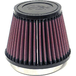 K&N Air Filter For Modquad AFS - 2008 Suzuki LT-R450 Moose Pre-Oiled Air Filter
