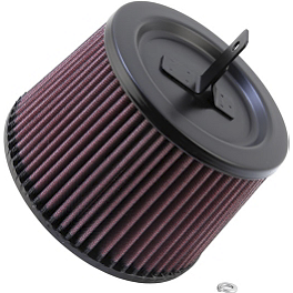 K&N Air Filter - 2008 Suzuki LT-R450 K&N Air Filter