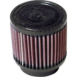 K&N Air Filter For Modquad AFS - 2005 Suzuki LTZ400 Moose Pre-Oiled Air Filter