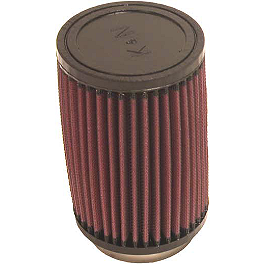 K&N Air Filter For Modquad AFS - 2009 Yamaha RAPTOR 350 Moose Pre-Oiled Air Filter