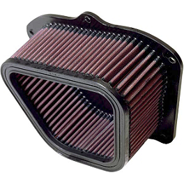 K&N Air Filter - Suzuki - 2005 Suzuki GSX1300R - Hayabusa BikeMaster Air Filter