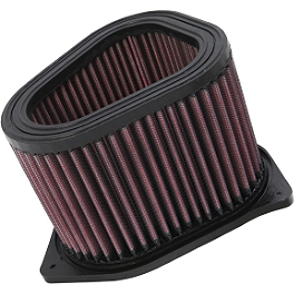 K&N Air Filter - Suzuki - 2008 Suzuki Boulevard C90 - VL1500B BikeMaster Air Filter