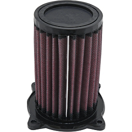 K&N Air Filter - Suzuki - 2004 Suzuki Marauder 800 - VZ800 K&N Air Filter - Suzuki