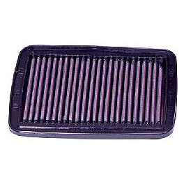 K&N Air Filter - Suzuki - 2002 Suzuki GSF1200S - Bandit K&N Air Filter - Suzuki