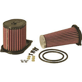 K&N Air Filter - Suzuki - 2005 Suzuki Boulevard S50 - VS800GLB K&N Air Filter - Suzuki