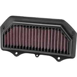 K&N Race Air Filter - Suzuki - BMC Carbon Racing Air Filter