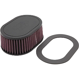 K&N Air Filter - Suzuki - 1998 Suzuki GSX-R 750 Dynojet Power Commander 3 USB