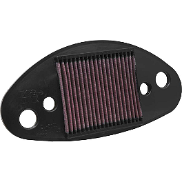 K&N Air Filter - Suzuki - 2007 Suzuki Boulevard C50 SE - VL800C Dynojet Power Commander 3 USB