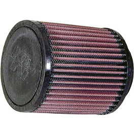 K&N Air Filter - Dynojet Jet Kit