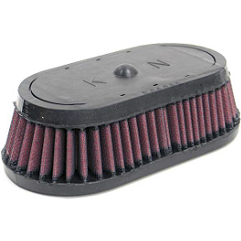 K&N Air Filter - K&N Cartridge Oil Filter