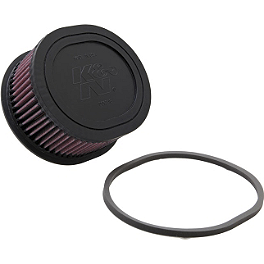 K&N Air Filter - Yamaha - 2004 Yamaha FZ1 - FZS1000 PC Racing Flo Oil Filter