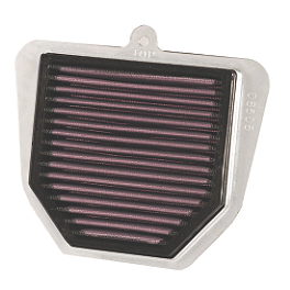 K&N Air Filter - Yamaha - 2011 Yamaha FZ1 - FZS1000 Dynojet Power Commander 5