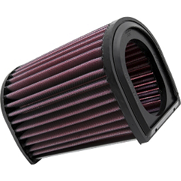 K&N Air Filter - Yamaha - 2005 Yamaha FJR1300 - FJR13 Dynojet Power Commander 3 USB