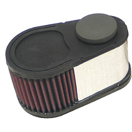 K&N Air Filter - Yamaha - 2000 Yamaha Royal Star 1300 Boulevard - XVZ1300A PC Racing Flo Oil Filter