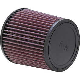 K&N Air Filter For Modquad AFS - 2005 Yamaha YFZ450 Moose Pre-Oiled Air Filter