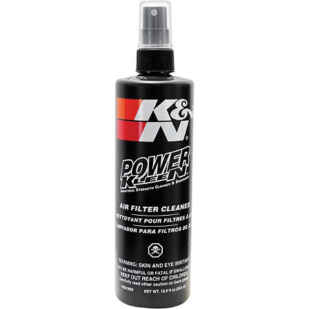 K&N Air Filter Spray Cleaner - 12oz - Main