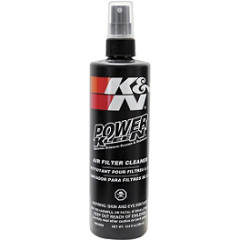 K&N Air Filter Spray Cleaner - 12oz - K&N Air Filter Oil Spray - 12.25oz