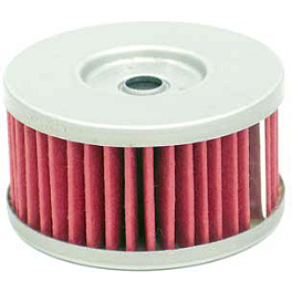 K&N Cartridge Oil Filter - K&N Spin-on Oil Filter