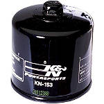K&N Spin-on Oil Filter