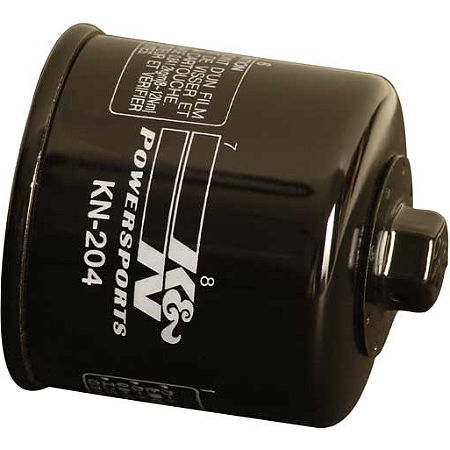 K&N Spin-on Oil Filter - Main