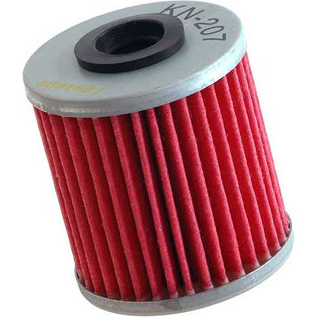 K&N Cartridge Oil Filter - Main