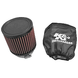 K&N Clutch Filter Kit - 2007 Yamaha RHINO 660 EPI Sport Utility Sand Dune Clutch Kit - Stock Tires - 0-3000' With Severe Duty Belt
